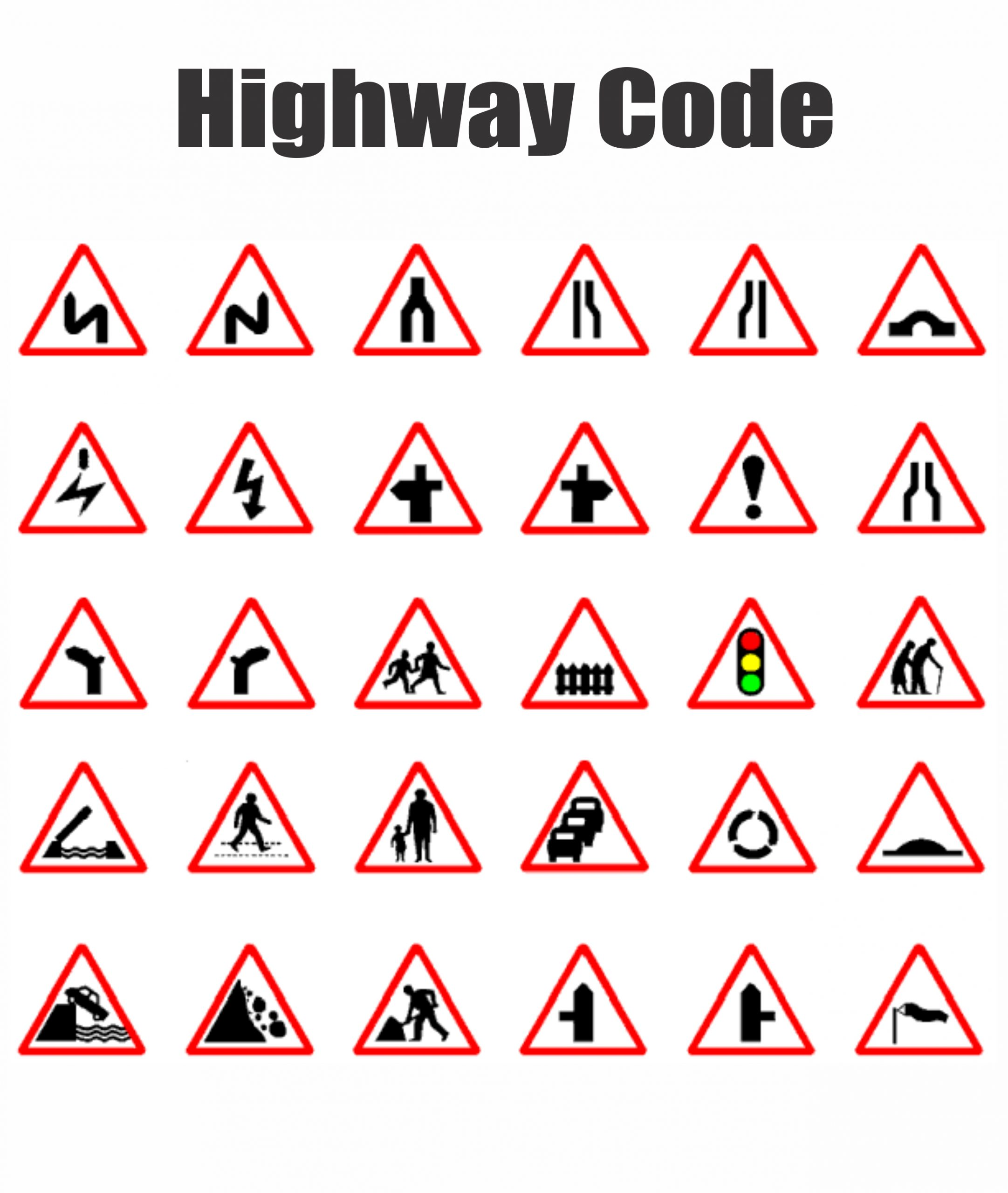 The Highway Code - Pass Expert - Driving Made Easy